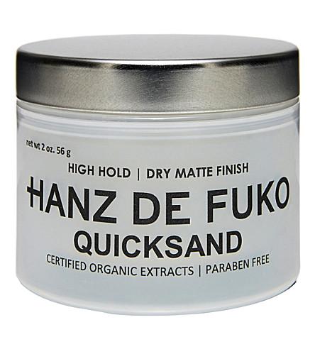 HANZ DE FUKO 流沙毛粘土60毫升