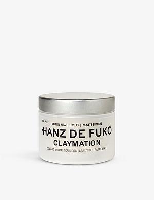 HANZ DE FUKO Claymation hair wax 60ml