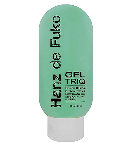 HANZ DE FUKO Gel Triq extreme hold gel