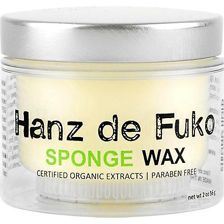 HANZ DE FUKO Sponge wax