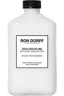 RON DORFF Skin Discipline body scrub