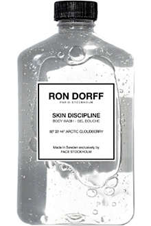 RON DORFF Skin Discipline body wash