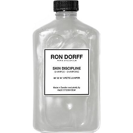 RON DORFF Skin Discipline shampoo