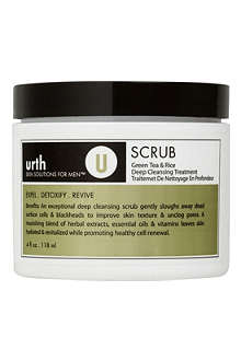 URTH SKIN SOLUTIONS Green Tea & Rice face scrub