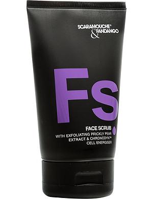 SCARAMOUCHE & FANDANGO Face scrub 100ml