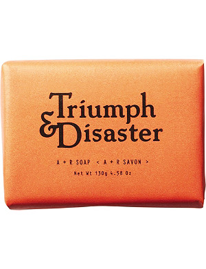 TRIUMPH & DISASTER A+R almond milk soap