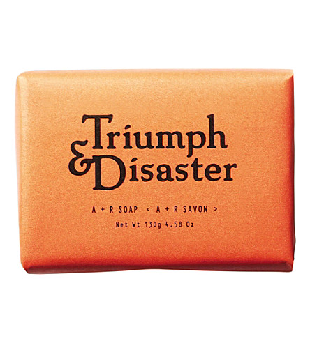 TRIUMPH & DISASTER A+R almond milk soap 130g