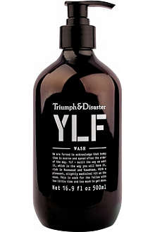 TRIUMPH & DISASTER YLF all purpose wash 500ml