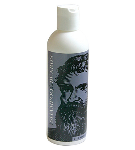 BEARDSLEY Wild Berry Beard Shampoo