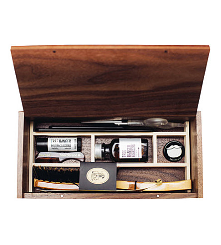 BEARD BRAND Beardsman's Tree Ranger kit