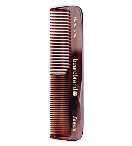 BEARD BRAND Pocket comb