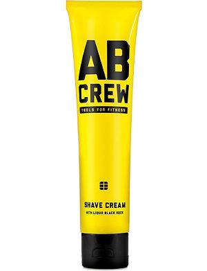 AB CREW Shaving cream