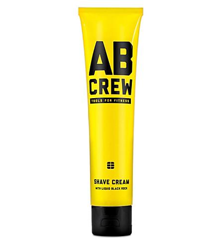 AB CREW Shave Cream 120ml