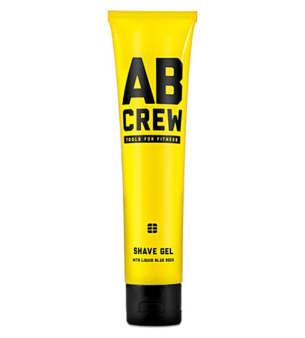 AB CREW Shave Gel 120ml