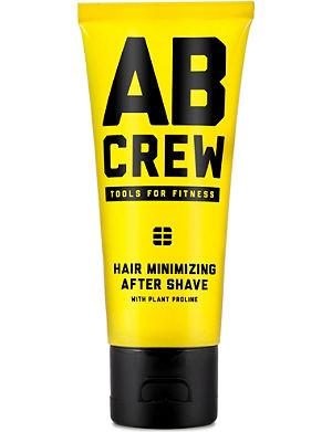 AB CREW Hair minimizing after-shave cream-gel