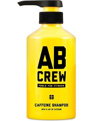 AB CREW Caffeine shampoo