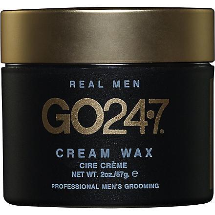 GO 24:7 Cream wax 59ml