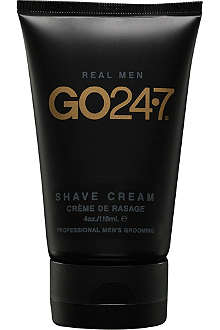 GO 24:7 Shave cream 118ml