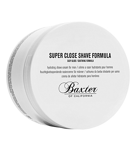 BAXTER OF CALIFORNIA Close Shave Formula 240ml