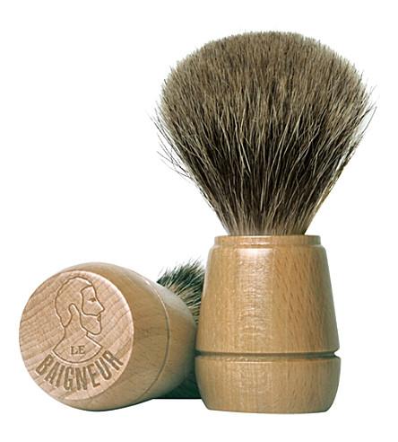 LE BAIGNEUR Shaving brush
