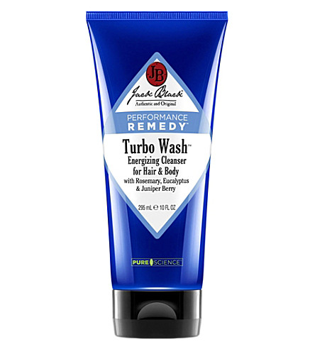 JACK BLACK Turbo Wash Energising Cleanser 295ml
