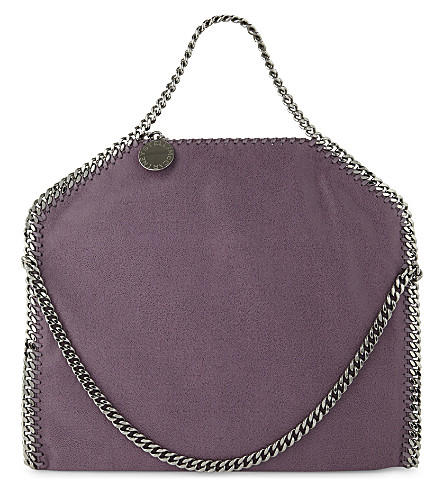 STELLA MCCARTNEY Falabella shoulder bag (Amethyst