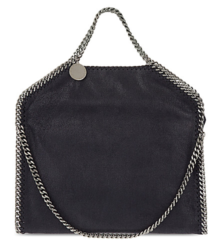 STELLA MCCARTNEY Falabella shoulder bag (Navy