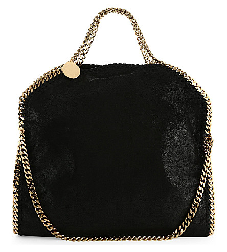 STELLA MCCARTNEY Falabella medium alter nappa tote (Black