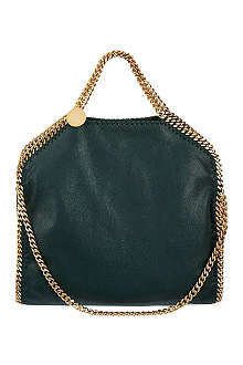 STELLA MCCARTNEY Falabella three chain shoulder bag