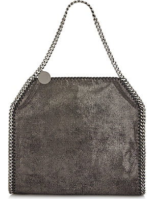 STELLA MCCARTNEY Falabella shaggy deer shoulder bag