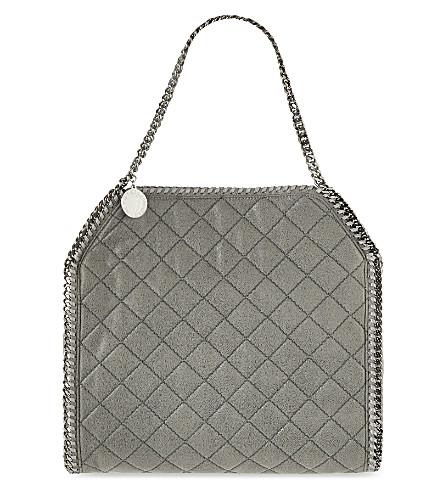 STELLA MCCARTNEY Baby Bella tote bag (Light+grey