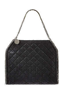 STELLA MCCARTNEY Quilted Baby Bella tote