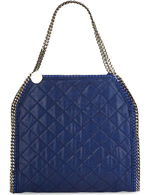 STELLA MCCARTNEY Baby Bella quilted tote
