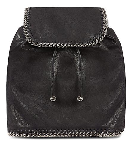 STELLA MCCARTNEY Falabella backpack (Black