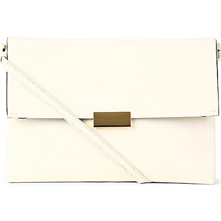 STELLA MCCARTNEY Beckett shoulder bag (Ivory
