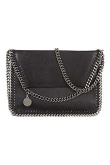 STELLA MCCARTNEY Falabella smooth cross-body bag