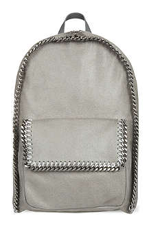 STELLA MCCARTNEY Falabella backpack large