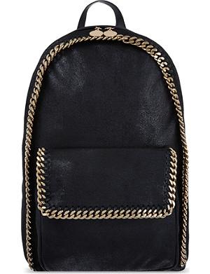 STELLA MCCARTNEY Chain trim backpack