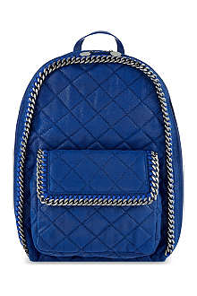 STELLA MCCARTNEY Falabella large quilted backpack