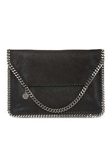 STELLA MCCARTNEY Single chain clutch