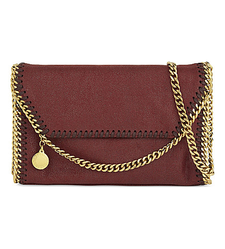 STELLA MCCARTNEY Falabella cross-body bag (Ruby