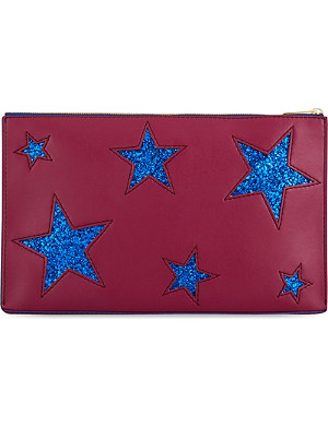 STELLA MCCARTNEY Cavendish stars clutch