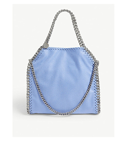 ... STELLA MCCARTNEY Babybella faux leather mini tote (Cerulean.  PreviousNext 37e7faac08400