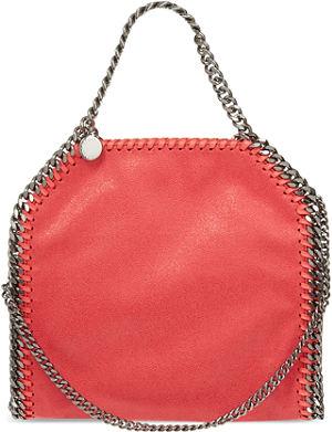 STELLA MCCARTNEY Mini Baby Bella Shaggy tote bag
