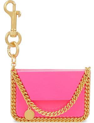 STELLA MCCARTNEY Falabella handbag keychain