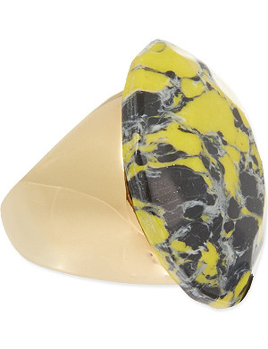 STELLA MCCARTNEY Marble ring