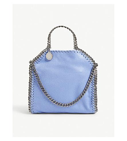 ... STELLA MCCARTNEY Mini Falabella tote bag (Cerulean. PreviousNext e2c761cadd9de