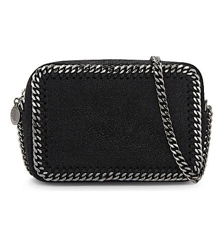 STELLA MCCARTNEY Falabella camera bag (Black