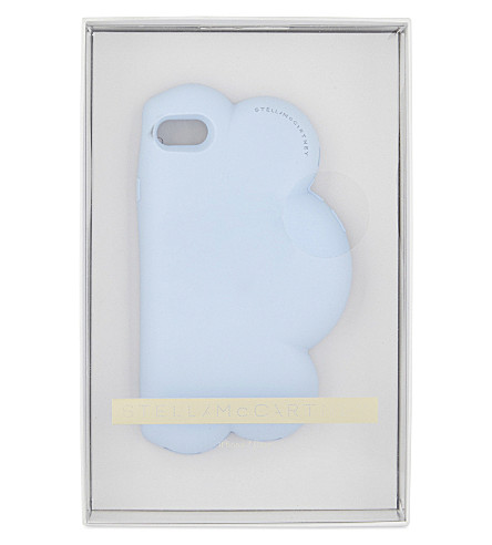 STELLA MCCARTNEY Cloud iPhone 7 case (Bluebell