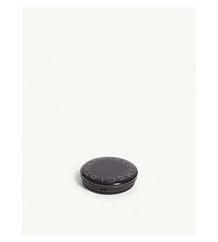 STELLA MCCARTNEY Logo PopSocket (Black/black
